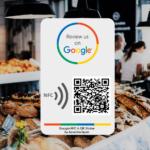 Google NFC & QR Sticker. ¿Qué es?